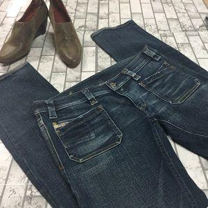 Diesel Denim Straight Leg Size 29